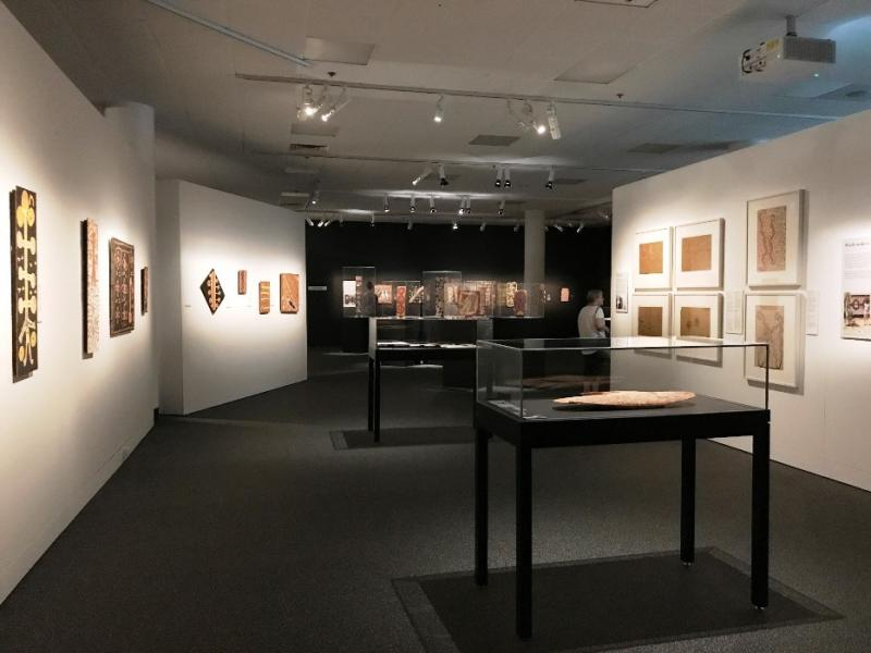 Prism Showcase / Link Gallery - Museum and Art Gallery of the Northern Territory
