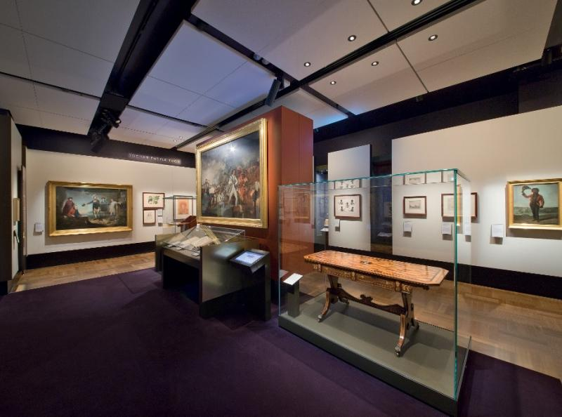 Vision Showcase  /Treasures Gallery - National Library of Australia