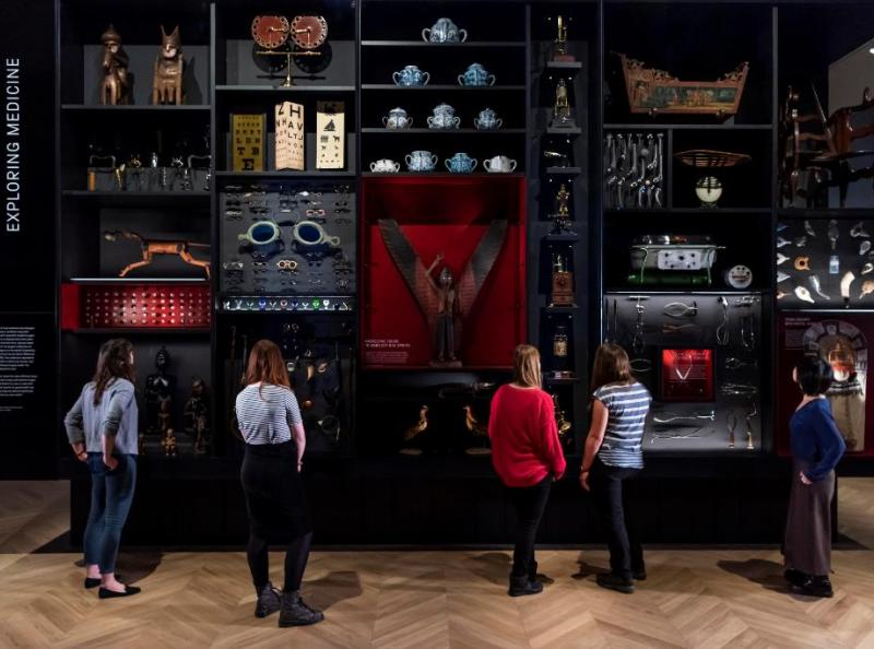 Click Netherfield - Medicine and Bodies gallery © Science Museum UK